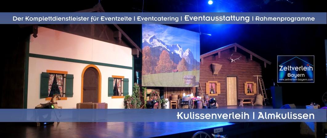 Zeltverleih + Dekoration in Oberbayern, Niederbayern, Oberpfalz, Schwaben und Allgäu