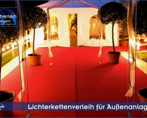 Zeltverleih + Veranstaltungstechnik in Oberbayern, Niederbayern, Oberpfalz, Schwaben und Allgäu